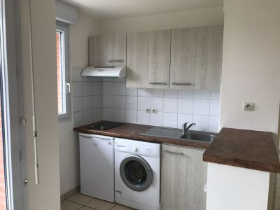 Appartement T2 40m² TOULOUSE - SAINT MARTIN