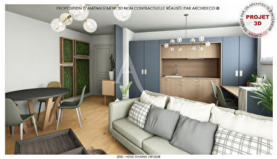 Appartement Colomiers - Lycée International 3 pièces